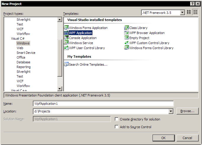 WPF Tutorial - Introduction